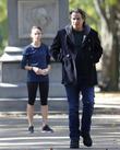 John Travolta and Abigail Spencer