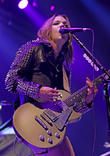 Halestorm and Lzzy Hale