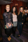 Stooshe, Courtney Rumbold, Karis Anderson and Alexandra Buggs