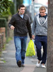Eastenders, Ben Hardy and David Witts