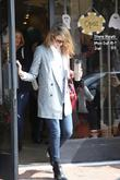 Jessica Alba shopping at Bel Bambini on robertson in West Hollywood