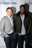 Ronan Farrow and Curtis '50 Cent' Jackson