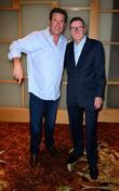 Dan Marino and John 'footy' Kross