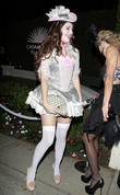 Celebrities attend Mike Meldman's Annual Halloween Party