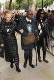 Carol Duggan, Ajibola Lewis and Marcia Samuel-rigg