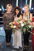 Carmen Nebel, Katie Melua and Linda Hesse