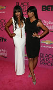 Golden Brooks and Jill Marie Jones
