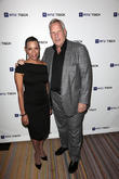 Mary Schmidt Campbell and Steve Tisch
