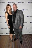 Nicole Dairy and Steve Tisch