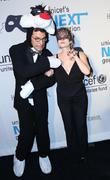 Pete Huyck and Megan Ferguson