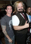 Noah Hathaway and John Carl Buechler
