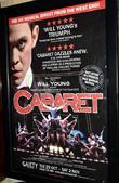 Will Young, The Gaiety and Poster