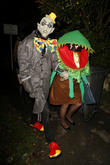 Jonathan Ross and Various Costumed Guests Attend