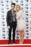 Nick Grimshaw and Rita Ora