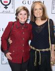Gloria Allred and Gloria Steinem