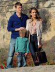 Jessica Alba and Benjamin McKenzie