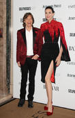 Mick Jagger, L'Wren Scott, Claridges London