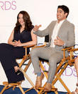 Kat Dennings, Darren Criss, The Paley Center for Media, People's Choice Awards