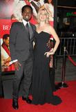 Harold Perrineau and Brittany Perrineau
