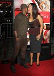 Ne-Yo and Sanaa Lathan
