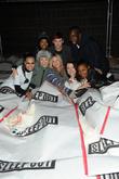 Rebecca Ferguson, Lisa Maxwell, Brooke Kinsella, Kristyna Myles, Sonique, Exchange Square Liverpool Street