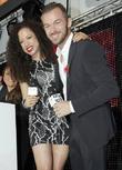 Natalie Gumede and Artem Chigvintse