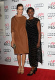 Rachel Griffiths and Jacqueline Lyanga