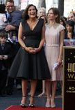 Mariska Hargitay, Hillary Swank, On The Hollywood Walk Of Fame