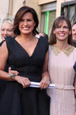 Mariska Hargitay and Hilary Swank