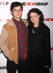 Raviv Ullman and Sarah Steele