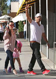 Kyle Richards, Portia Umansky and Mauricio Umansky