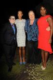Lea Delaria, Samira Wiley, Lori Jean and Uzo Aduba