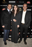 Allen Leech, Alice Englert and Jeremy Lovering