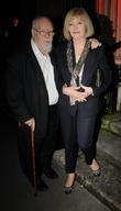 Sir Peter Blake and Lady Blake