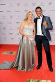 Frauke Ludowig and Kena Amoa