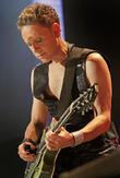 Depeche Mode, Martin Gore, Manchester Phones4U Arena, Manchester Arena