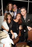 Catherine Bach, Sandra Taylor, Angie Everhart and Guests