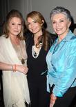 Kathy Hilton, Eden Sassoon, Beverly Adams, Beverly Wilshire Hotel