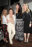 Lisa Pliner, Kathy Hilton, Brittny Gastineau and Lisa Gastineau