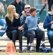 Heidi Klum, Martin Kristen and Henry Samuel