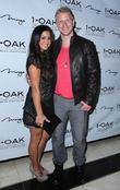 Sean Lowe, Catherine Giudici, 1 Oak Nightclub