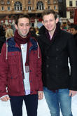 Mark Anderson, Patrick George, Odeon Leicester Square, Disney