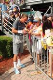 Gavin Rossdale, Delray Beach Tennis Center