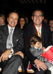 Rick Caruso and Los Angeles Mayor Eric Garcetti
