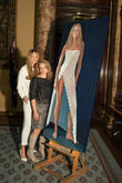 Elle Macpherson and Nicola Green