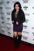 Glee, Jasmine Trias, Body English at The Hard Rock Hotel Casino