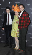 Isabella Blow, Lavinia Blow and Guest