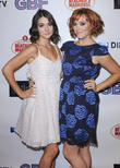 Allison Paige and Andrea Bowen