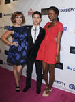 Andrea Bowen, Michael J. Willett and Xosha Roquemore