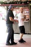 Hulk Hogan and Nick Hogan